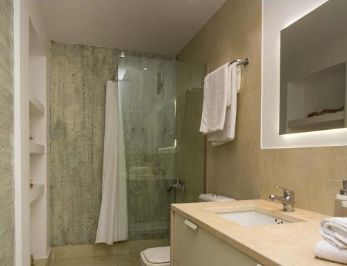 Δωμάτια Σταλίδα – Μπάνιο