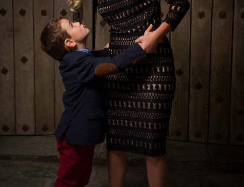 Μάνα και Γιος, Φιλάκια
